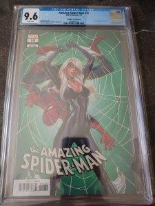 Amazing Spider-Man #10 CGC 9.6 J. SCOTT CAMPBELL VARIANT COVER