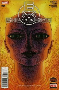 E Is For Extinction #4 VF/NM; Marvel | save on shipping - details inside
