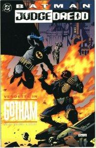 Batman/Judge Dredd: Vendetta in Gotham - DC - 1993