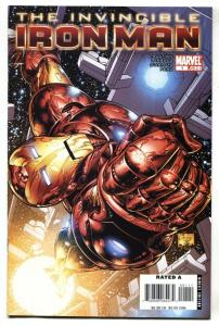 Invincible Iron Man #1 2008 First issue comic book