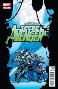 Secret Avengers (2010 series) #21, VF+ (Stock photo)