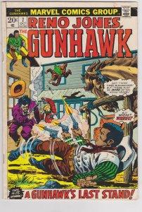 Gunhawks #7