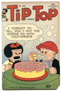 Tip Top Comics #168 1951- Nancy- Fritzi Ritz G