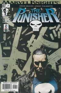 Punisher, The (6th Series) #7 VF/NM; Marvel | save on shipping - details inside