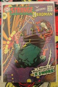 Strange Adventures #209 (Feb 68, DC) FN+