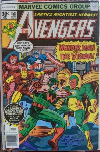 The Avengers #158 (1977) ORIGIN OF GRAVITON!!