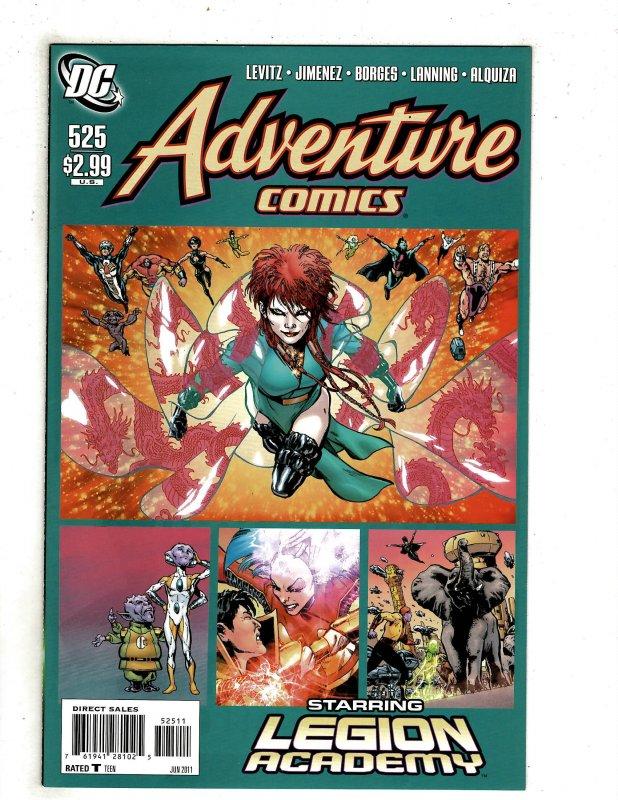 Adventure Comics #525 (2011) OF42