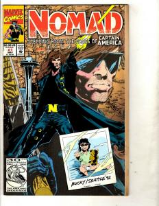 12 Marvel Comics Nomad 1 14 18 17 2 12 Beauty and the Beast 1 Groo 1 + J332