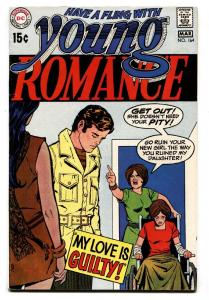 YOUNG ROMANCE #164 1970-DC COMICS-WHEELCHAIR-ALEX TOTH