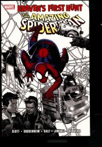 Amazing Spider-Man: Heaven's First Hunt-Marc Guggenheim-TPB-trade