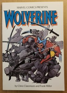 MARVEL COMICS PRESENTS WOLVERINE TPB SOFT COVER GRAPHIC NOVEL 3RD PRINT