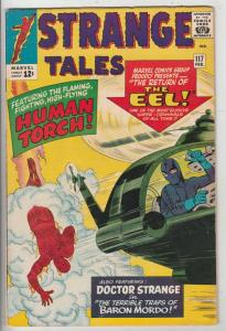 Strange Tales #117 (Feb-64) NM- High-Grade Human Torch, Doctor Strange