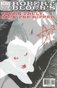 Yours Truly, Jack the Ripper #2 VF/NM; IDW   save on shipping - details inside