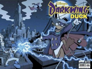 Darkwing Duck #2 2nd Print Cover & Limited Edition Cover C Set NEAR MINT RARE!!!