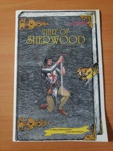 Thief of Sherwood #1 One-Shot ~ NEAR MINT NM ~ 1991 A-Plus Comics