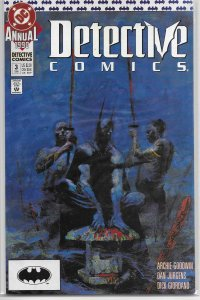 Detective Comics   vol. 1  Annual   # 3 FN Jurgens/Giordano, Alcatena cover