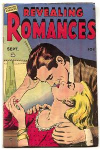 Revealing Romances #1 1949- Ace Golden Age- VG