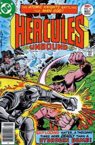 Hercules Unbound #10 FN; DC | save on shipping - details inside
