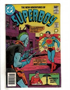 The New Adventures of Superboy #23 (1981) DC Comic Superman OF8