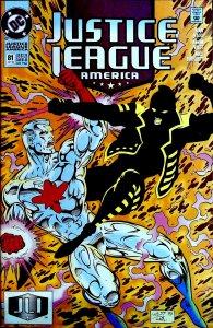 Justice League America #81 (1993)