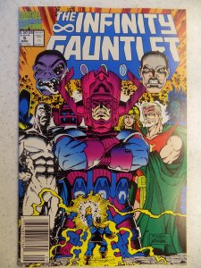 INFINITY GAUNTLET # 5 MARVEL MOVIE WARLOCK THANOS