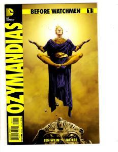 5 DC Comics Oxymandias 1 Minutemen 1 Multiversity 1 Army @ Love 3 Demo 5 J306