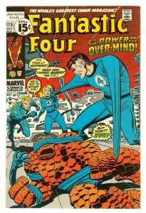 Fantastic Four 115