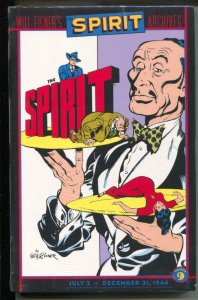 Spirit Archives-Vol.9-Bill Eisner-Sealed-Hardcover