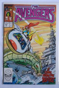 The Avengers, 292