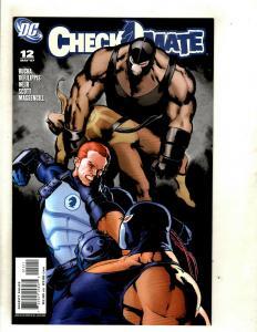 10 Checkmate DC Comics # 12 13 14 15 16 17 18 19 21  EK13