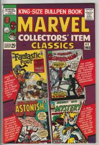Marvel Collectors' Item #1 (Jan-65) NM/NM- High-Grade Fantastic Four, Mr. Fan...