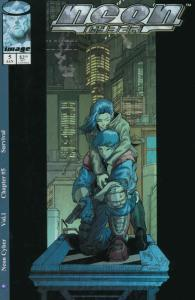 Neon Cyber #5 VF; Image | save on shipping - details inside
