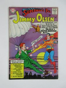 JIMMY OLSEN 89 G-VG Dec. 1965