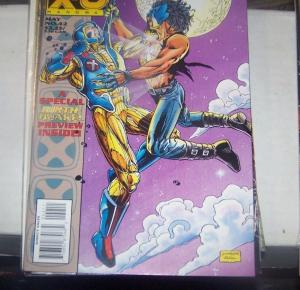 X-O Manowar #42 (May 1995, Acclaim / Valiant) shadowman bart sears