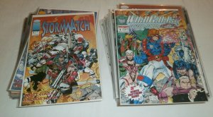 WildStorm/Image Stormwatch, WildCATS, Grifter, Midnighter +++ comics lot of 54