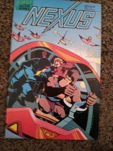 Nexus #7 (1985) Vf-NM