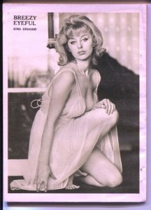 Zip 1/1970-Timely-spicy cheesecake pix-Bill Ward-Raquel Welch-FN