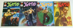 Kato of the Green Hornet #1-4 complete series MIKE BARON now comics set 2 3