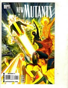 12 New Mutants Marvel Comics # 1 2 3 4 5 6 7 8 9 10 11 12 RP1
