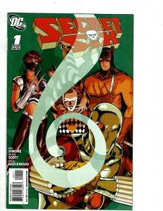 12 Secret Six DC Comics # 1 2 3 4 5 6 7 8 9 10 11 12 Mockingbird Batman J432