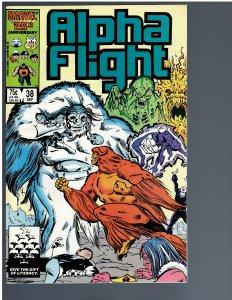 Alpha Flight #38 (1986)
