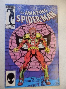 AMAZING SPIDER-MAN # 264 MARVEL ACTION ADVENTURE