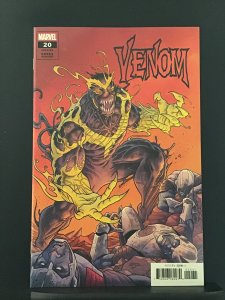 Venom #20 Codex variant cover
