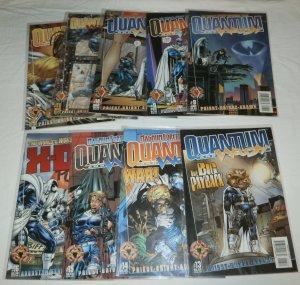 Quantum and Woody   vol. 1   #8-16 (set of 9)
