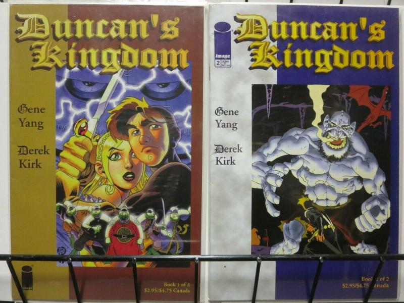 DUNCANS KINGDOM (1999 IM) 1-2 Gene Yang