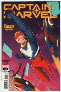 Captain Marvel #13 Anka 2020 Variant (Marvel, 2020) NM