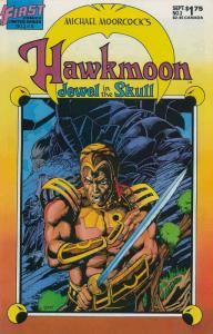 Hawkmoon: The Jewel in the Skull #3 VF/NM; First | save on shipping - details in