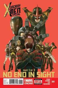 Uncanny X-Men (2013 series) Special #1, NM + (Stock photo)