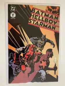 Batman Hellboy Starman #1 DC Dark Horse minimum 9.0 NM (1999)