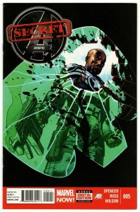 Secret Avengers #5 (Marvel, 2013) VF/NM